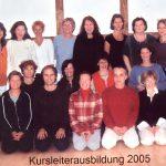 Kursleiter*innen 2005